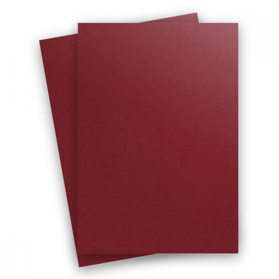 Arjo Wiggins Red Lacquer (1) Paper  Available at PaperPapers