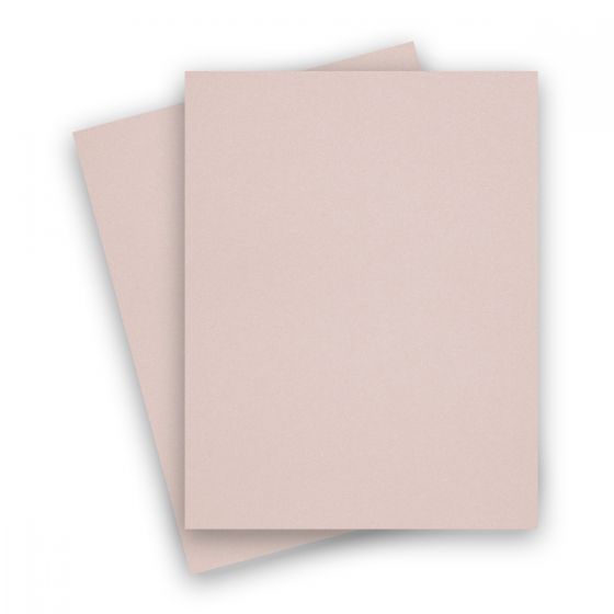 Curious Metallic - Rose Gold 8-1/2-x-11 Letter Size Paper 118 GSM (32/80lb Text) - 50 PK