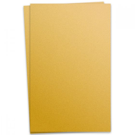 Curious Metallic - SUPER GOLD 12X18 Card Stock Paper 111lb Cover - 100 PK