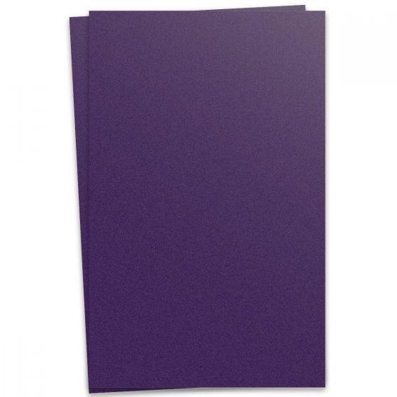 Curious Metallic - VIOLETTE 12X18 Card Stock Paper 111lb Cover - 100 PK