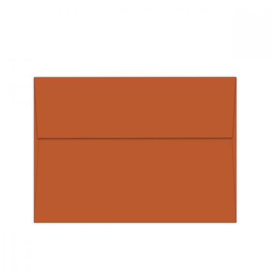 Basis Dark Orange (2) Envelopes Offered by PaperPapers