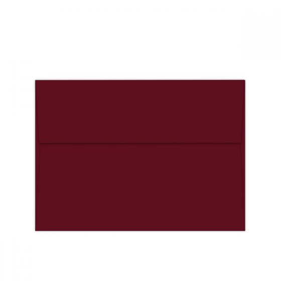 Basis Dark Red (2) Envelopes From PaperPapers