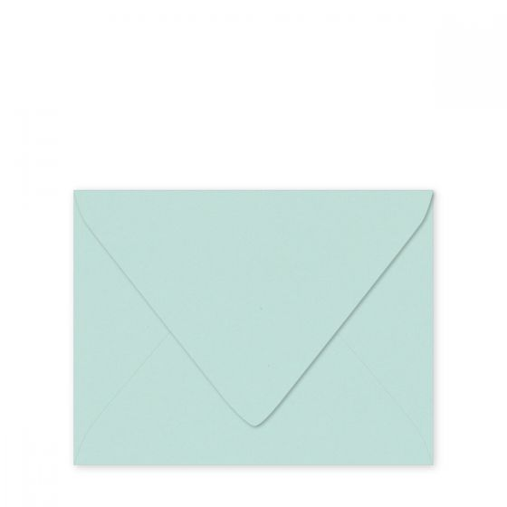 Extract - AQUA A2 (4-3/8-x-5-3/4) Euro Flap Envelopes 130 GSM (36/88lb Text) - 200 PK