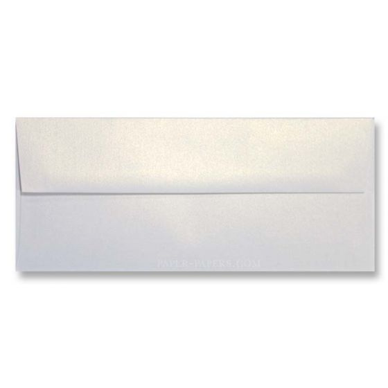 [Clearance] Curious Metallic - NO. 10 ENVELOPES (Square Flap) - ICE GOLD - 500 PK