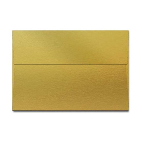 Curious Metallic ENVELOPES - A7 Envelopes - SUPER GOLD - 50 PK