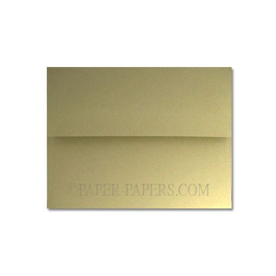 Curious Metallic ENVELOPES - A6 Envelopes - GOLD LEAF - 1000 PK