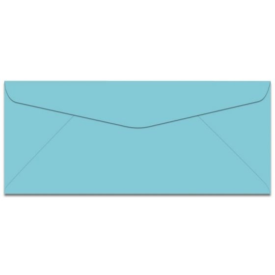 Domtar Colors - Earthchoice No. 6-3/4 Envelopes - BLUE - 500 PK