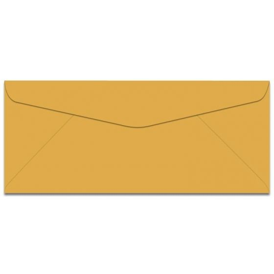 Domtar Colors - Earthchoice No. 10 Envelopes - GOLDENROD - 2500/carton