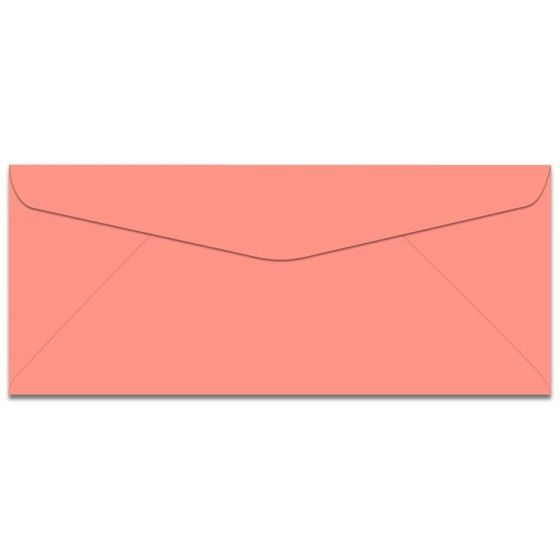Domtar Colors - Earthchoice No. 10 Envelopes - SALMON - 500 PK