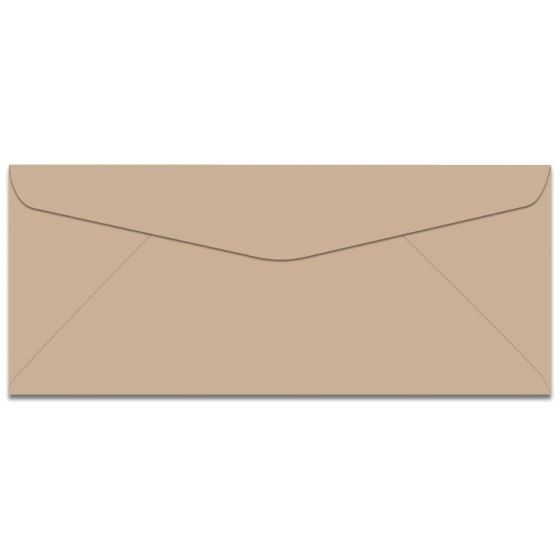 Domtar Colors - Earthchoice No. 10 Envelopes - TAN - 500 PK