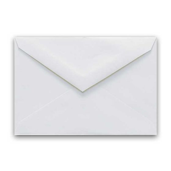 Cougar Opaque Envelopes - WHITE - 4BAR (A1) Envelopes - 2500 PK
