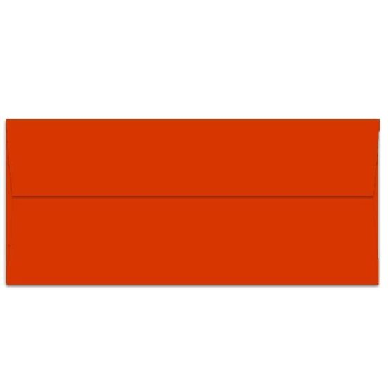 POPTONE Tangy Orange - NO. 10 Envelopes - 500 PK