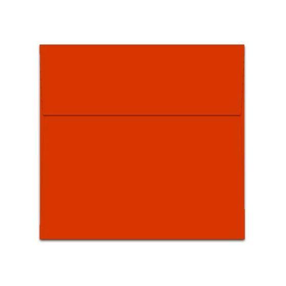 [Clearance] POPTONE Tangy Orange - 6.5 in Square Envelopes - 250 PK