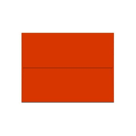 POPTONE Tangy Orange - A2 Envelopes (4.375-x-5.75) - 50 PK