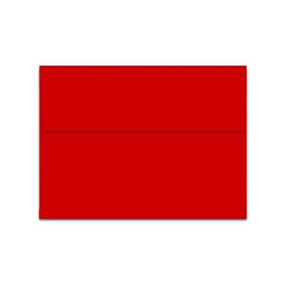 POPTONE Red Hot - A6 Envelopes (4.75-x-6.5) - 1000 PK