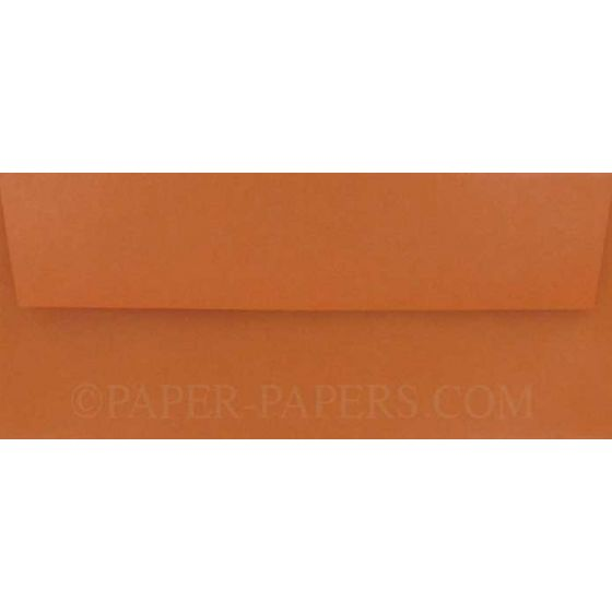 Stardream - FLAME No. 10 Square Flap Envelopes (4.125-x-9.5-inches) - 50 PK