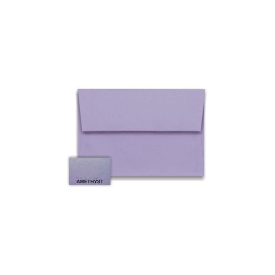Stardream Metallic - A9 ENVELOPES (5.75-x-8.75) - Amethyst - 1000 PK