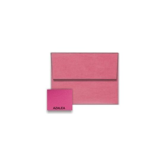 Stardream Metallic - A7 Envelopes (5.25-x-7.25) - AZALEA - 50 PK