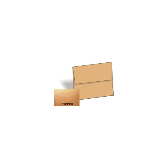 Stardream Metallic - A7 Envelopes (5.25-x-7.25) - COPPER - 1000 PK