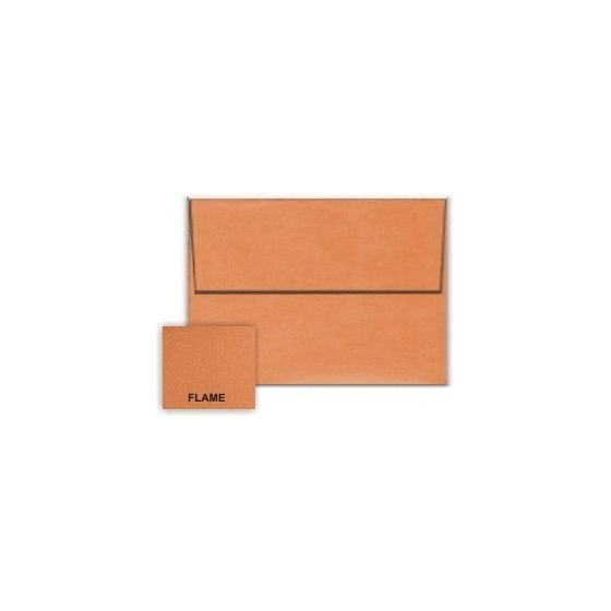 Stardream Metallic - A2 Envelopes (4.375-x-5.75) - FLAME - 250 PK