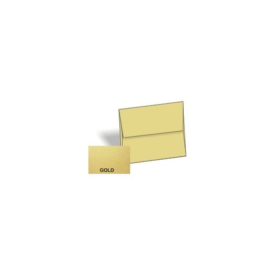 Stardream Metallic - A7 Envelopes (5.25-x-7.25) - GOLD - 50 PK