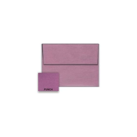Stardream Metallic - A2 Envelopes (4.375-x-5.75) - PUNCH - 250 PK