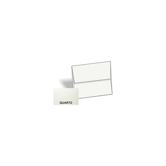 Stardream Metallic - A1 Envelopes (3.625-x-5.125) - QUARTZ - 250 PK