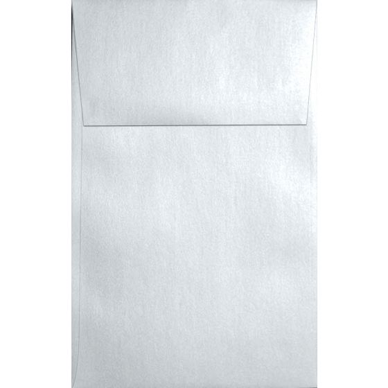 [Clearance] Stardream Metallic Envelopes - A10 VERTICAL ENVELOPES (Open-End) - CRYSTAL - 20 PK