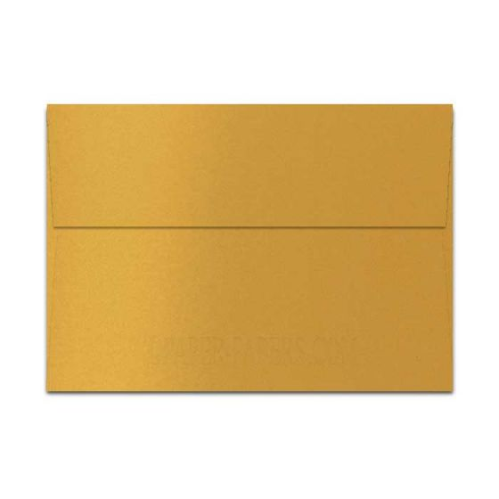 Stardream Metallic - A7 Envelopes (5.25-x-7.25) - FINE GOLD - 1000 PK