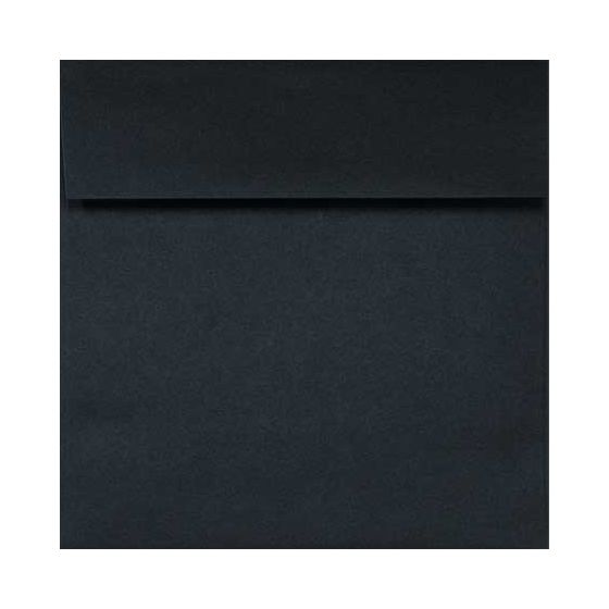 Stardream Metallic - 8 in (8x8) Square ONYX ENVELOPES - 1000 PK