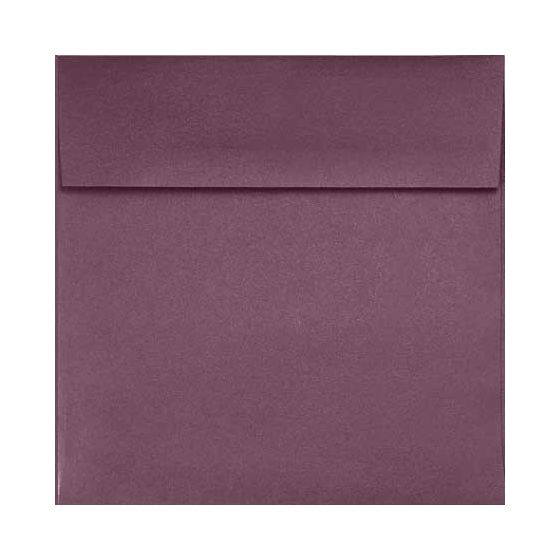 Stardream Metallic - 5.5 Square ENVELOPES - Ruby - 1000 PK