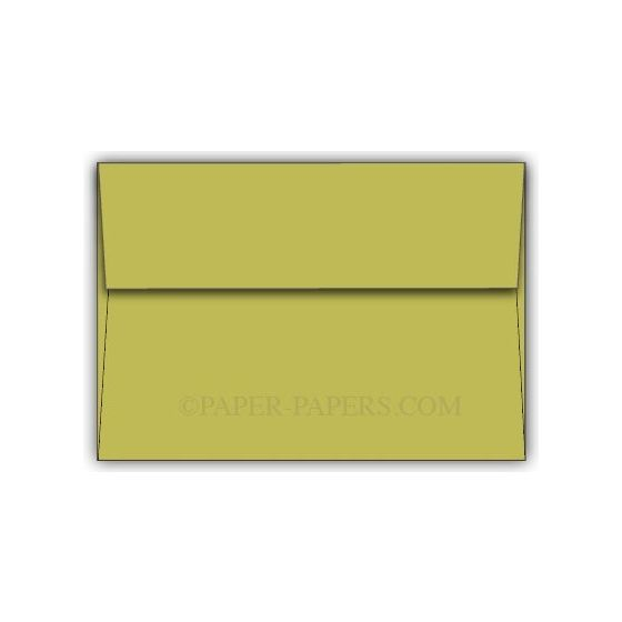 Basis Golden Green (1) Envelopes Shop with PaperPapers