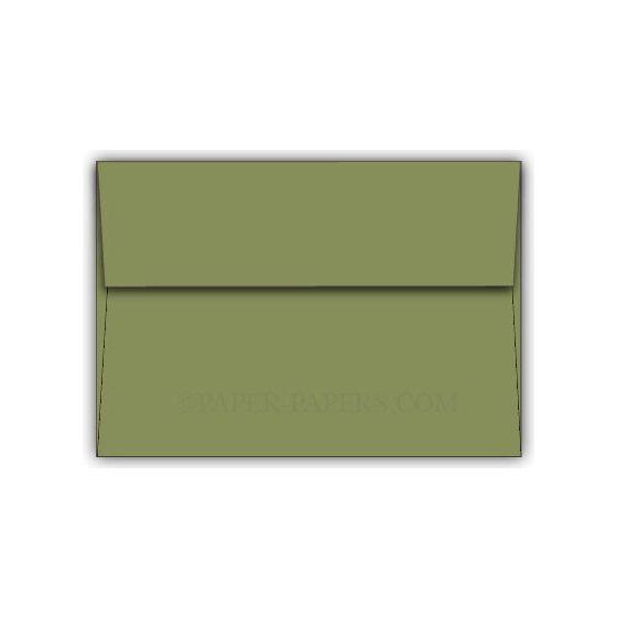 BASIS COLORS - A2 Envelopes - Olive - 250 PK