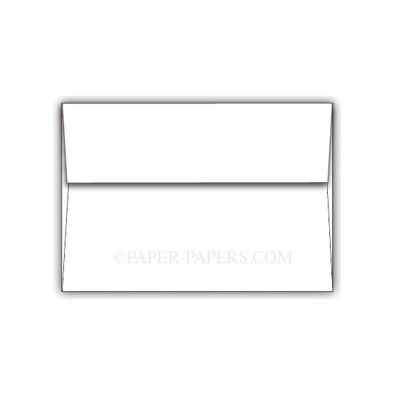 BASIS COLORS - A6 Envelopes - White - 250 PK