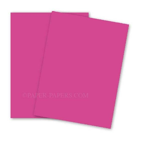 BASIS COLORS - 23 x 35 PAPER - Magenta - 28/70LB TEXT - 100 PK