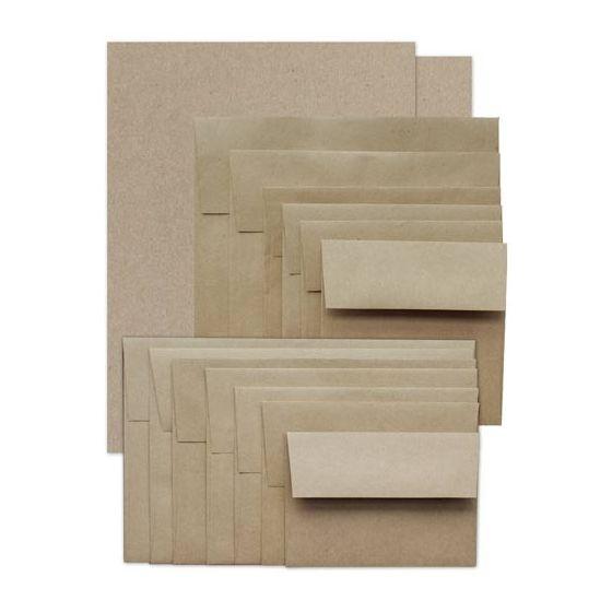 Brown Bag Brown Bag Kraft (1) Sample Pack From PaperPapers