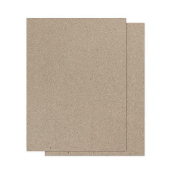 Brown Bag Paper - KRAFT - 26 x 40 - 65lb COVER - 100 PK