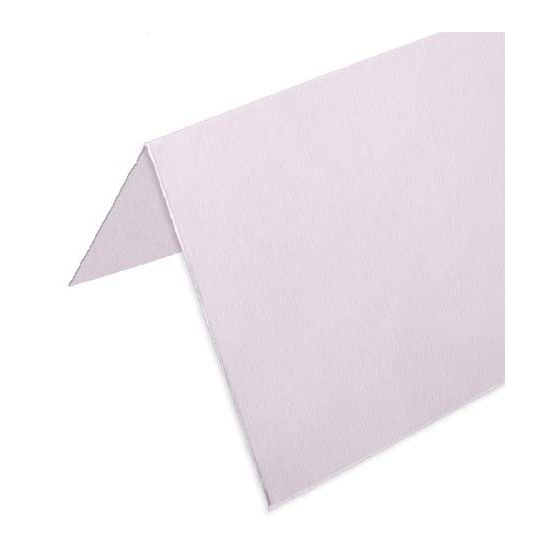 Arturo - Large FOLDED Cards (260GSM) - PALE PINK - (7.88 x 11.75) - 100 PK