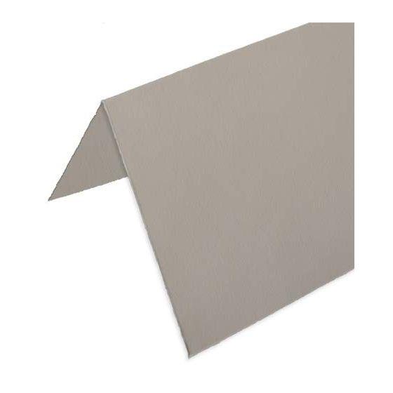 Arturo - Small FOLDED Cards (260GSM) - STONE GREY - (5.12 x 6.7) - 100 PK