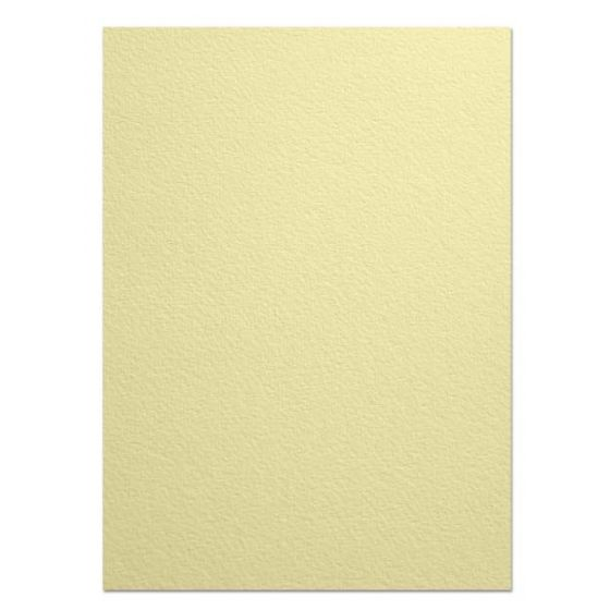 Arturo - FULL SIZE - 81lb Text Paper (120GSM) - BUTTERCREAM - (25 x 38)