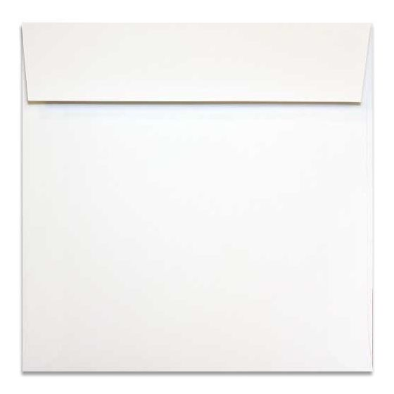 Basic White 8 inch Square Envelopes (8x8) - 25 PK