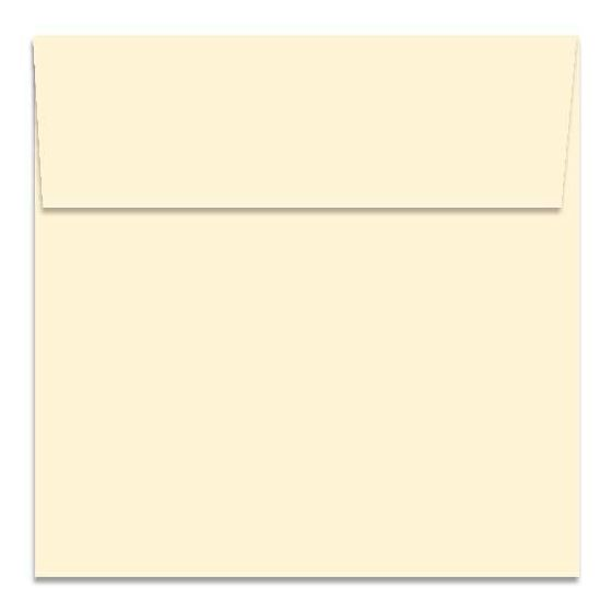 Basic Cream 8-1/2 inch Square Envelopes (8.5 x 8.5) - 25 PK