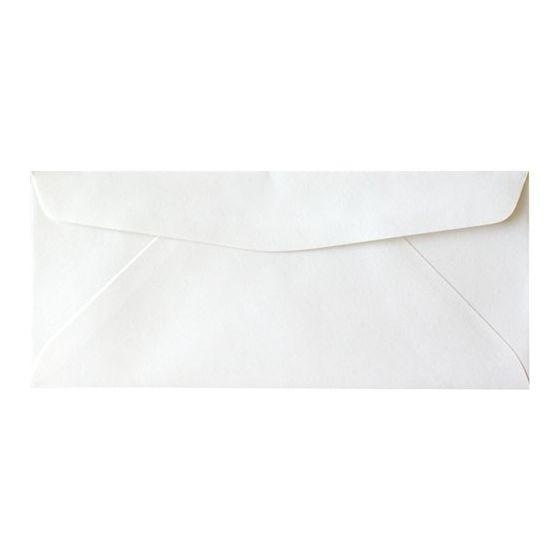Mohawk Opaque Smooth WHITE - #10 CF Envelopes - 60T - 4-1/8X9-1/2 - 2500 PK