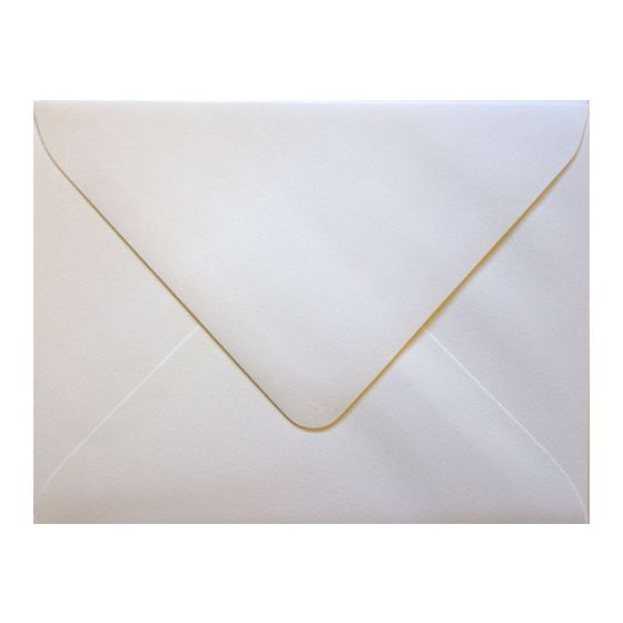 Mohawk Superfine ULTRAWHITE Eggshell - 4 BAR Envelopes EURO FLAP (80T 3-5/8X5-1/8) - 1000 PK