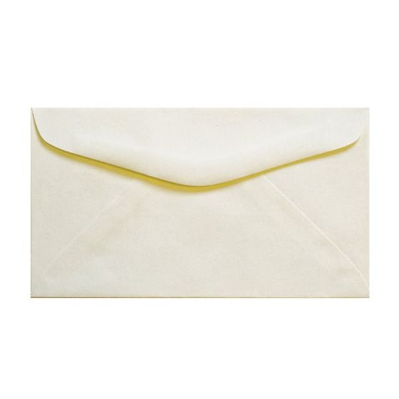 [Clearance] 25% Cotton Wove - Strathmore IVORY - No. 6-3/4 Envelopes (24W 3-5/8X6-1/2) - 50 PK