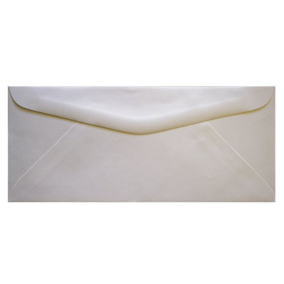 [Clearance] 25% Cotton Wove - Strathmore ULTIMATE WHITE - No. 9 Envelopes (3.875-x-8.875) - 50 PK