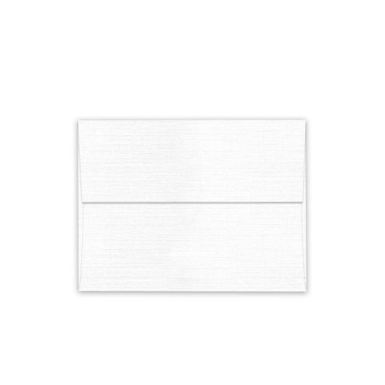 Classic Linen Solar White (1) Envelopes Shop with PaperPapers