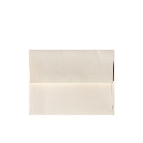Crane (Lettra) - A2 Envelopes - 100% Cotton - Ecru White - 800 PK