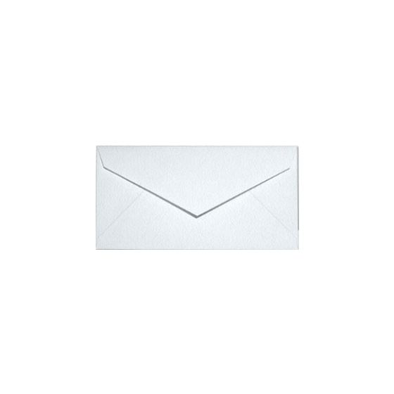 Neenah Classic CREST Solar White (80T/Stipple) - Monarch Envelopes (3.875-x-7.5) - 2500 PK