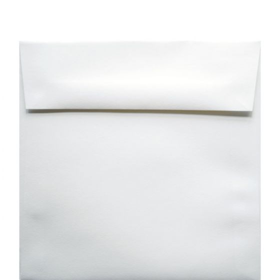 Classic Crest Solar White - 6.5 in (6.5X6.5) Square Envelopes (80T/Smooth) - 25 PK